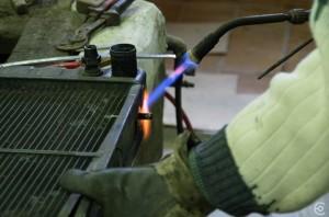 Radiateur reparatie en revisie